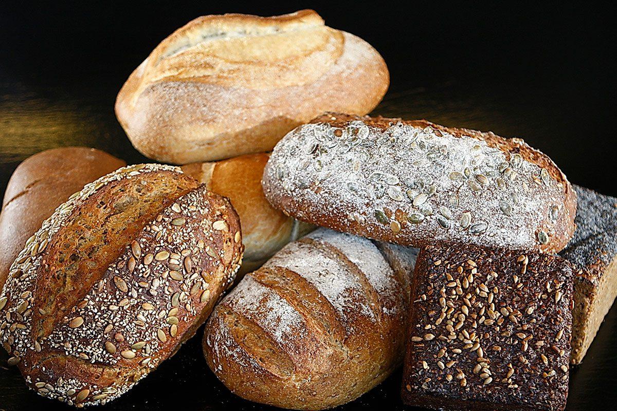 alimentos ricos em carboidratos integrais