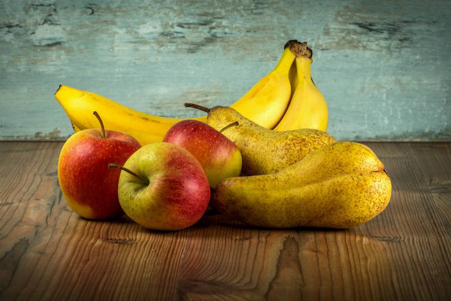 frutas e superalimentos