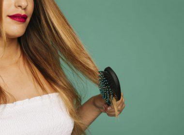 melhor hidratação para cabelo
