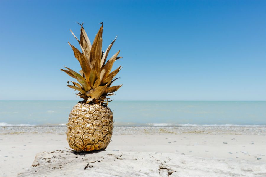 o consumo regular de abacaxi