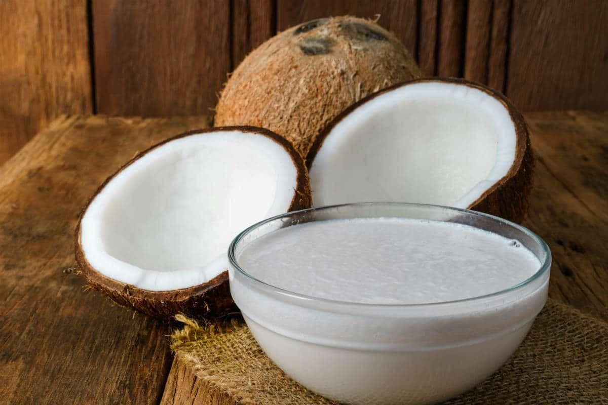 como fazer óleo de coco