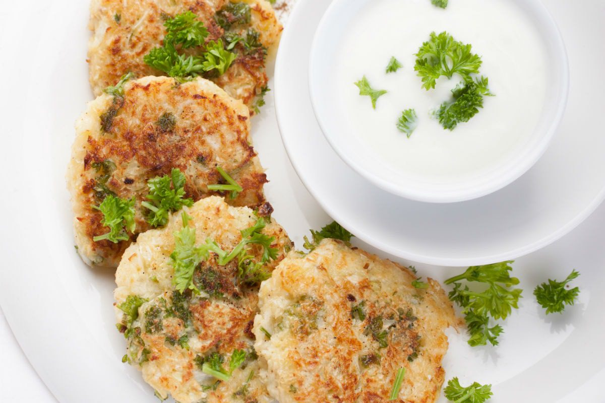falafel low carb
