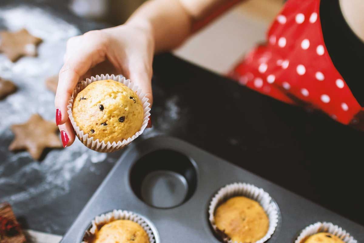 muffins proteicos