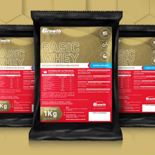 growth basic whey
