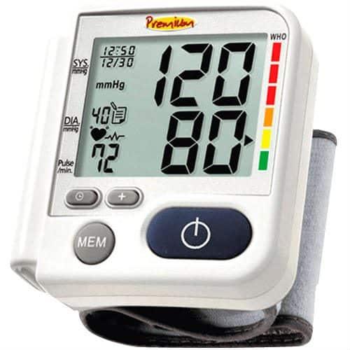 medidor de pressão premium