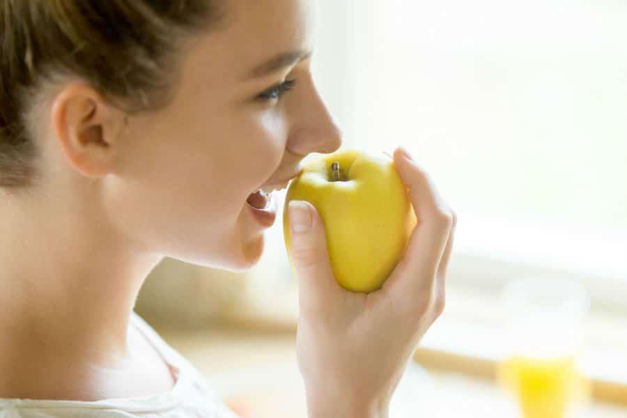 dieta baseada em frutas, legumes e verduras