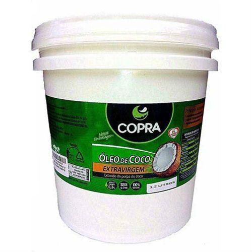 Óleo de Côco Copra 3.2 Litros