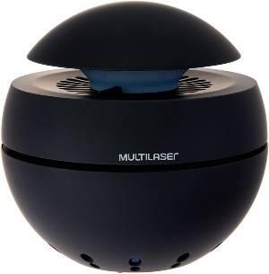 Purificador De Ar Clean Air Cabo Usb Preto Multilaser - HC156