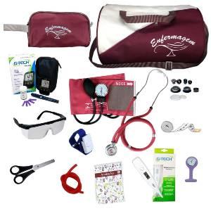 kit enfermagem g-tech