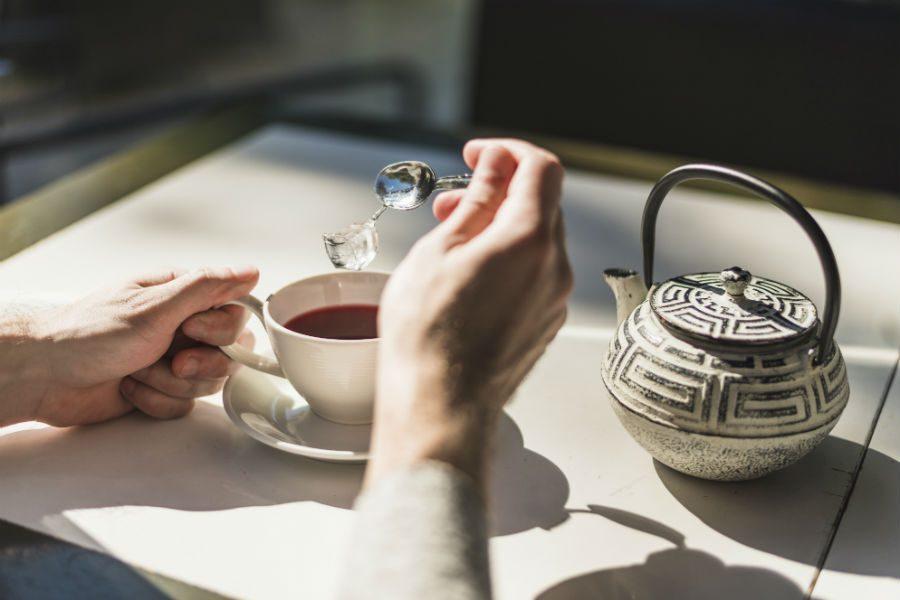 chá de valeriana para hipertensão