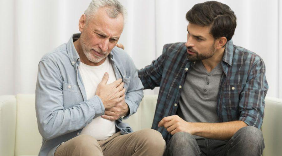 sintomas de hipertensão