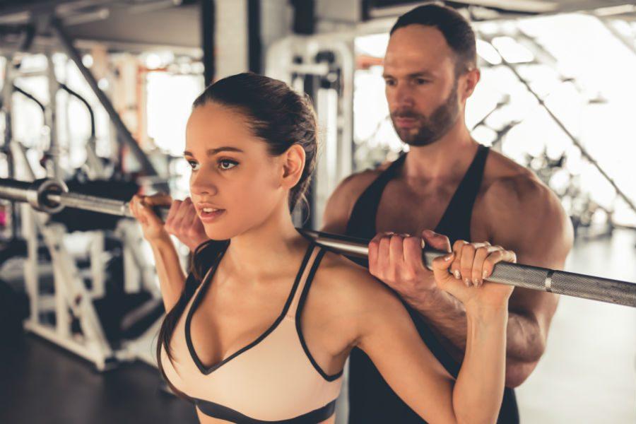 alimentação pós-treino para ganho de massa muscular