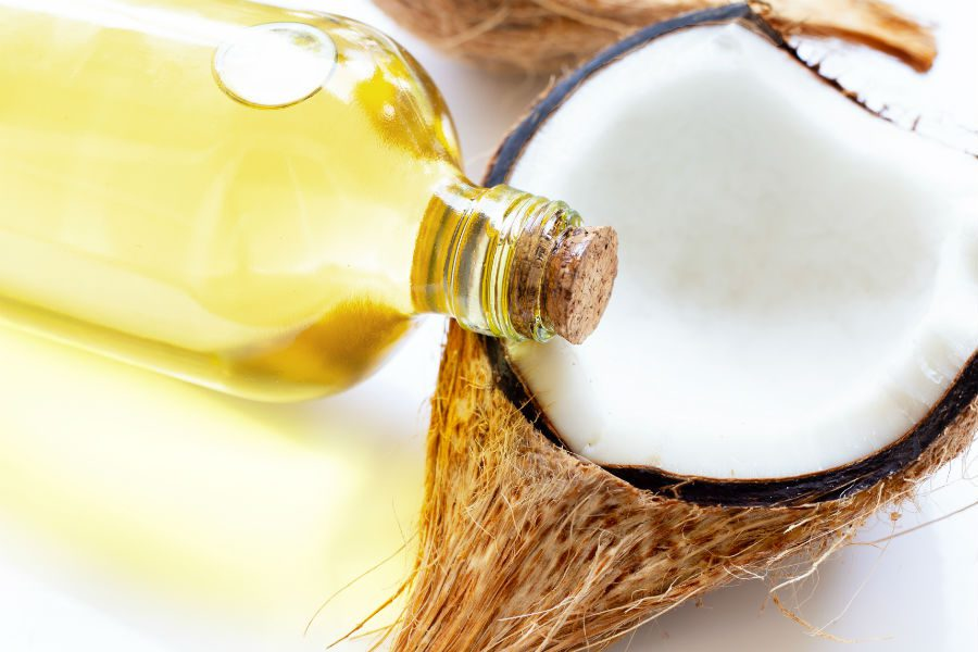 dieta do óleo de coco