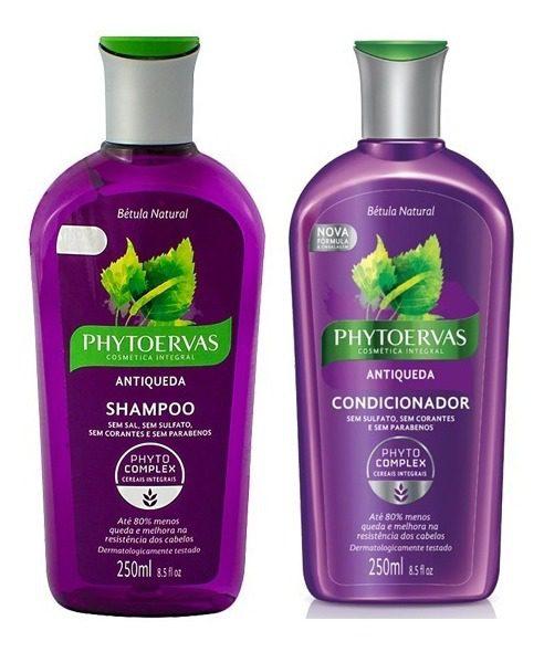 Phytoervas Shampoo Betula Natural