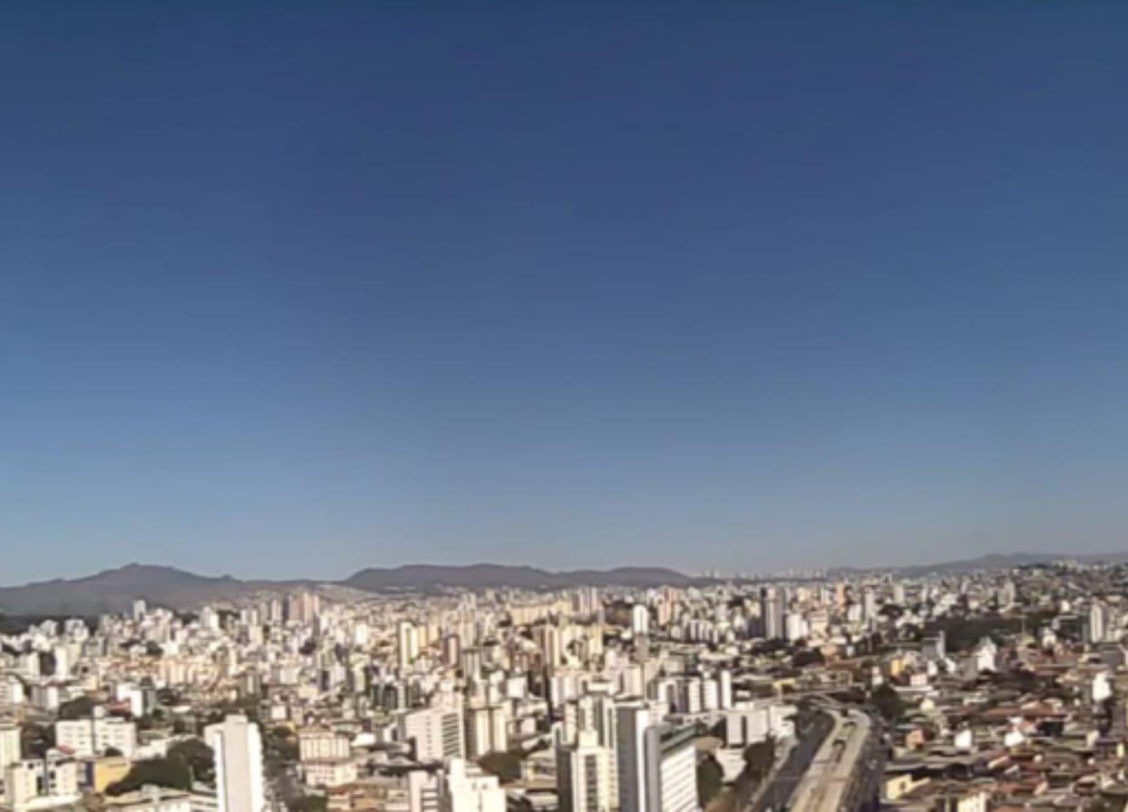 Madrugada de Belo Horizonte foi a mais fria do ano segundo Inmet