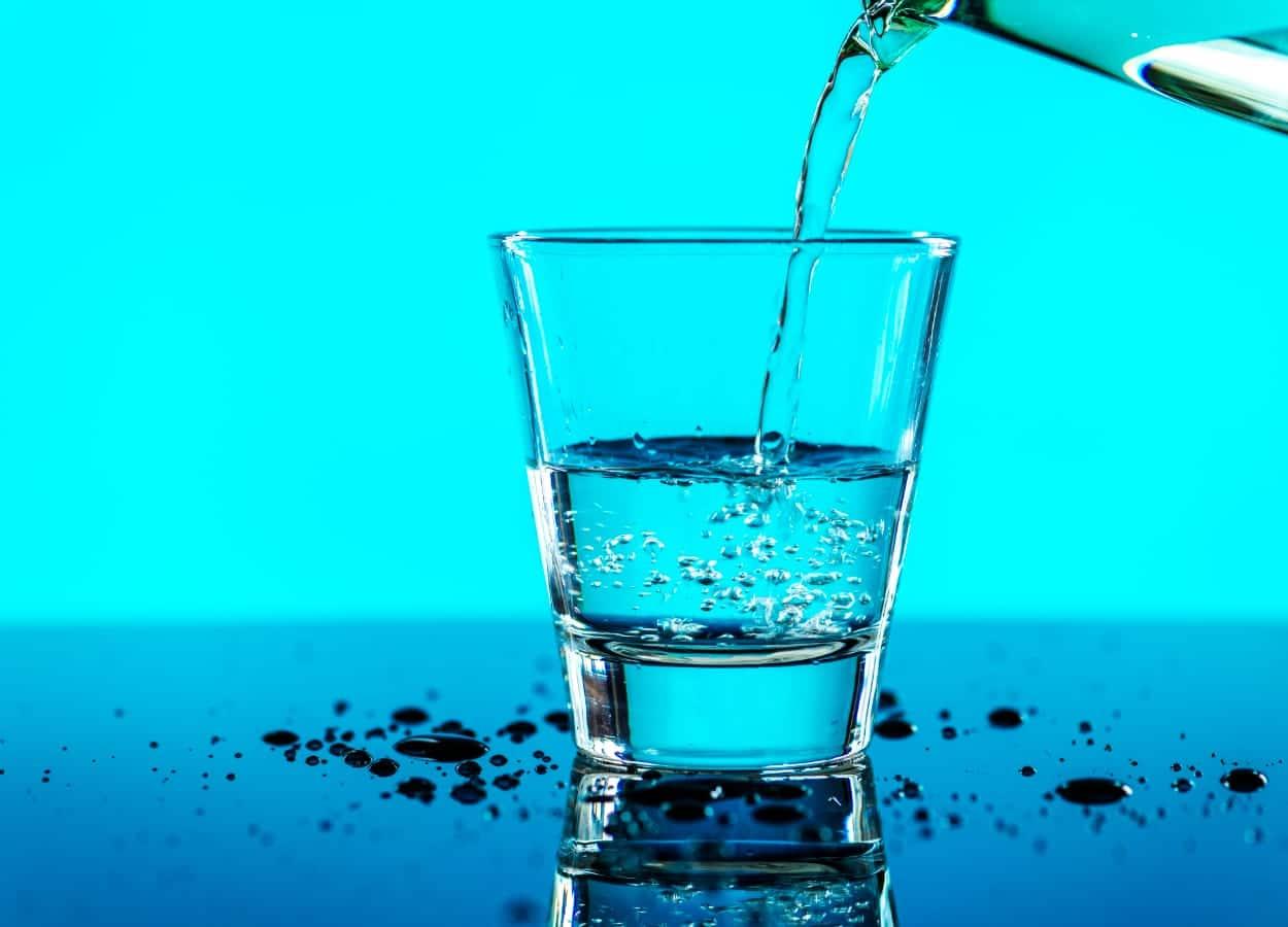 A hidratação nos dias frios também é importante