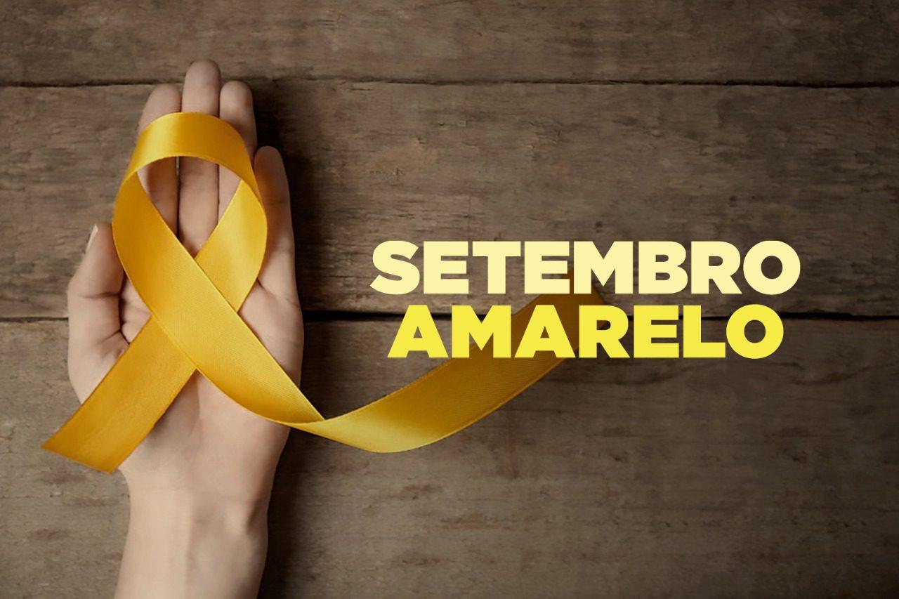 Setembro Amarelo / Fonte: Divulgação internet