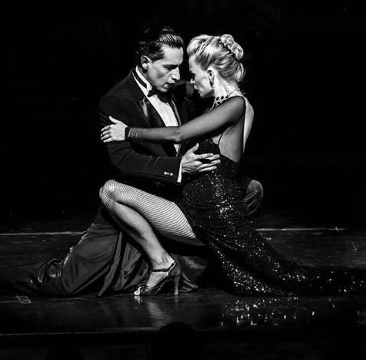 Brasileira vence mundial de tango