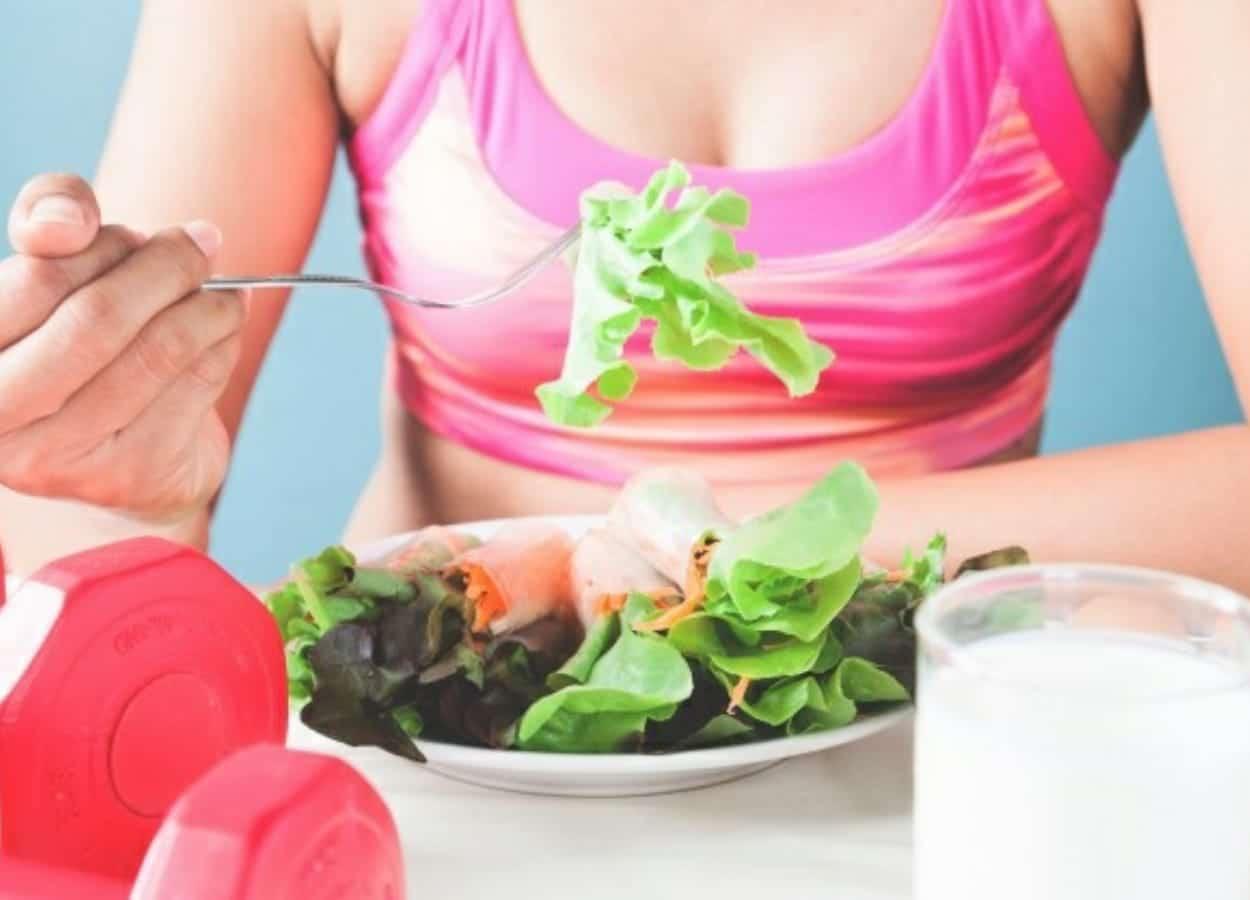 A dieta crudívora tem menos gordura e carboidratos