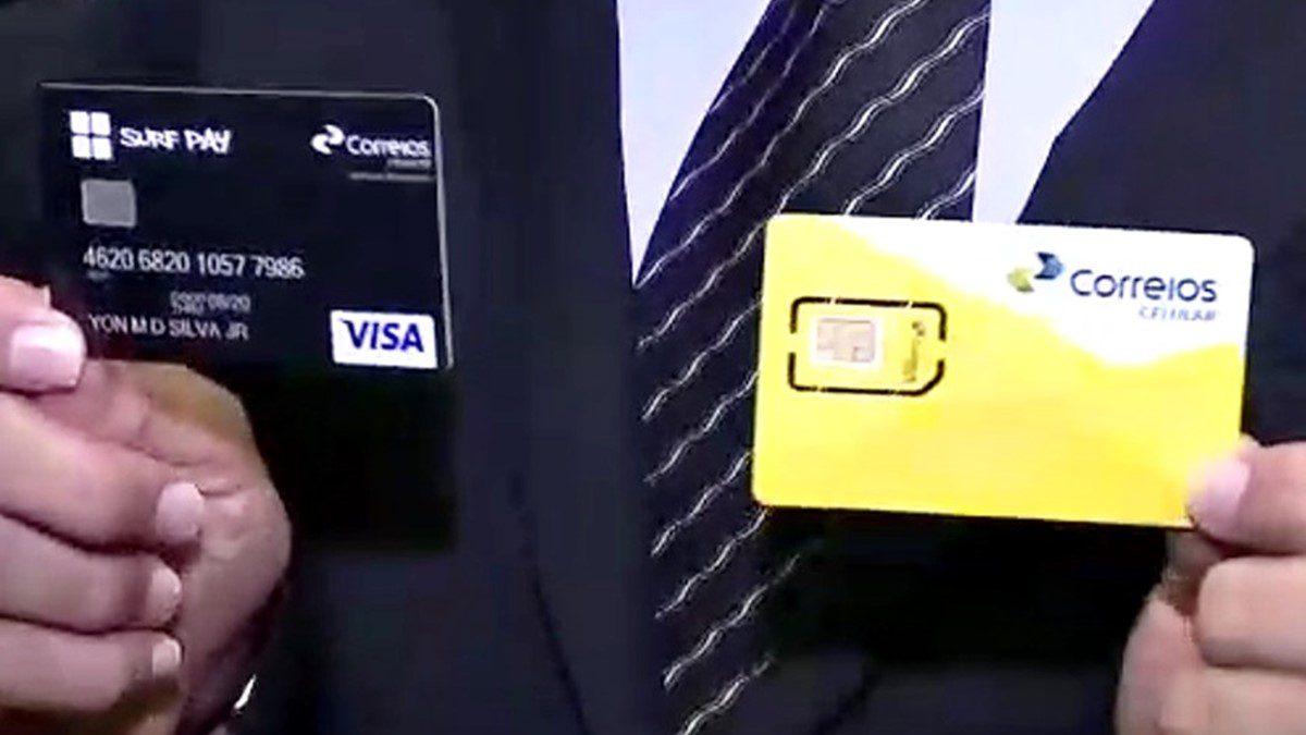 conta digital surf pay spc e serasa vantagens