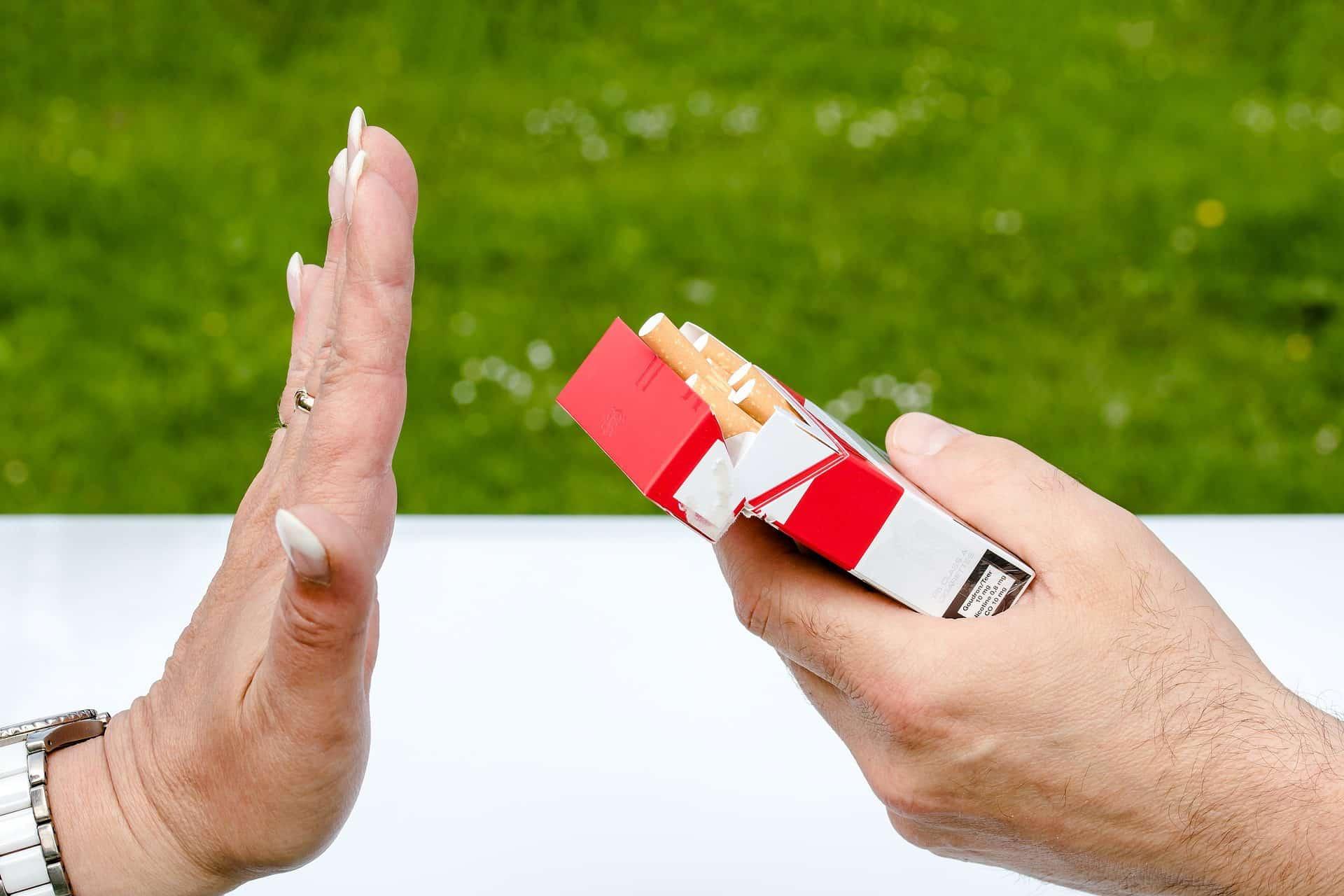 Medicamentos antifumo