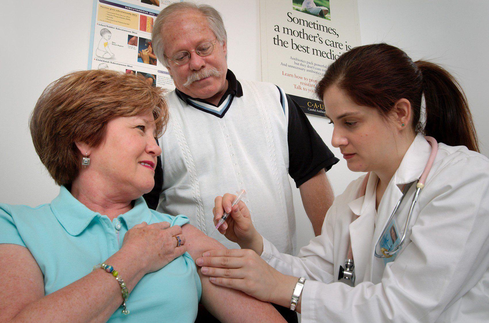 Vacina chinesa em idosos /Fonte: Reprodução da internet